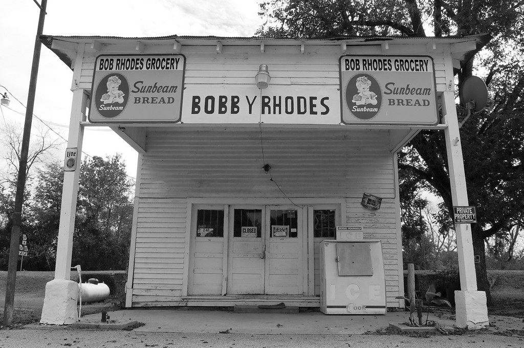 Bobby Rhodes Grocery, Burke County (GA) 2007