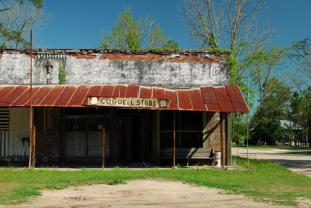 Cogdell, GA (Clinch County) April 2010