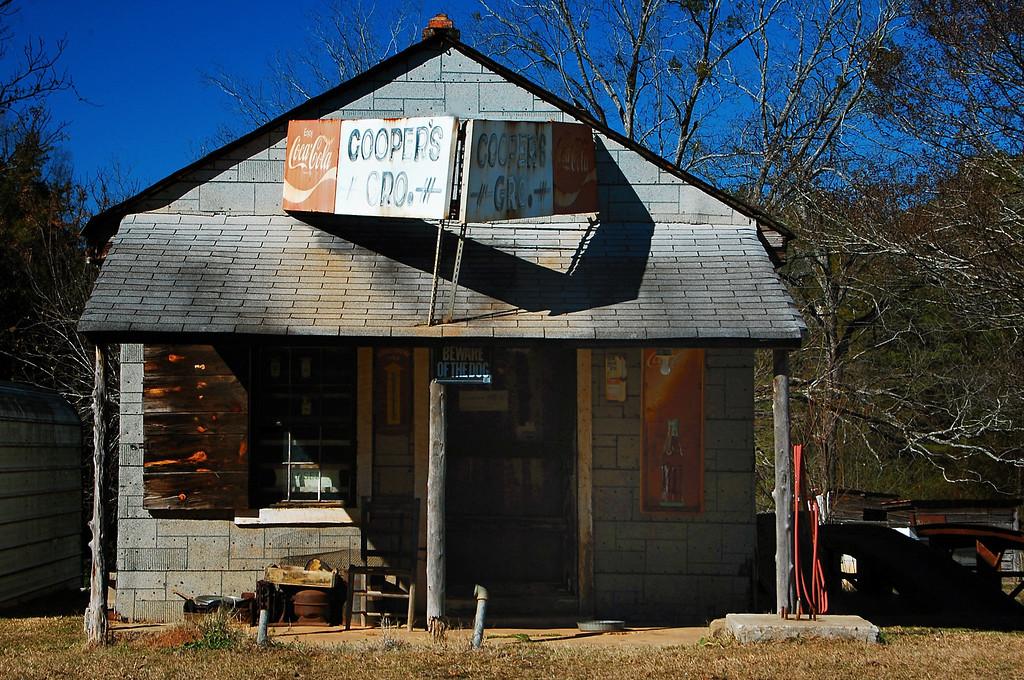 Powelton, GA (Hancock County) 2007
