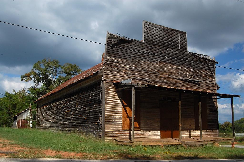 Nolan's Store (Morgan County, GA). 2007