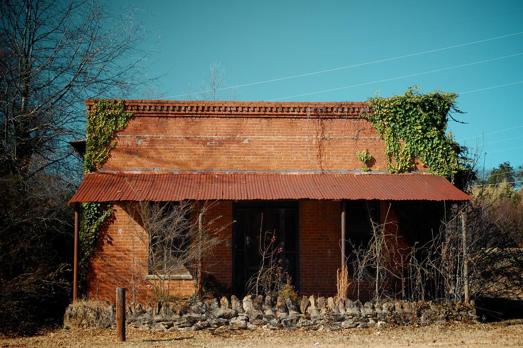 Rover, GA (Spalding County) January 2011