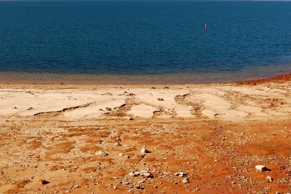 J. Strom Thurmond Lake, Sumter County (SC). 2007