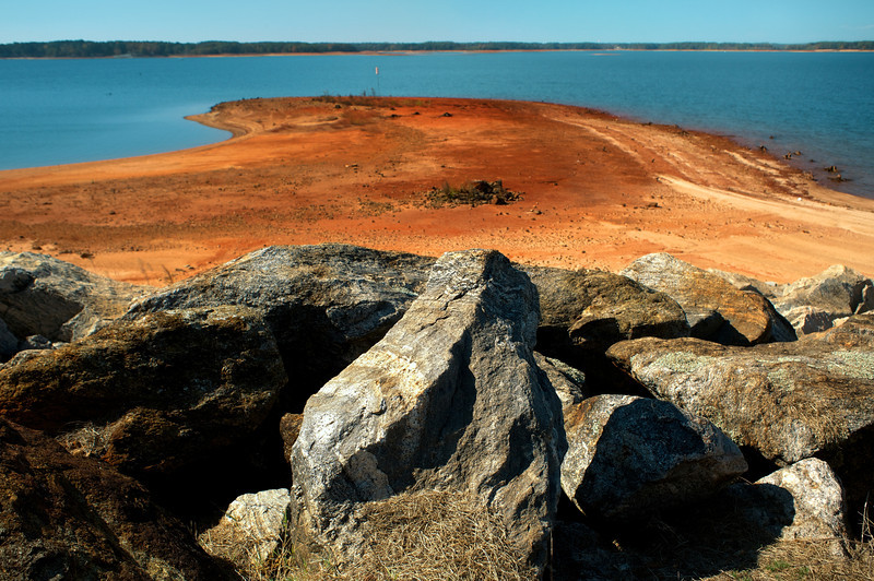 Lake Hartwell, GA (Hart County) November 2012