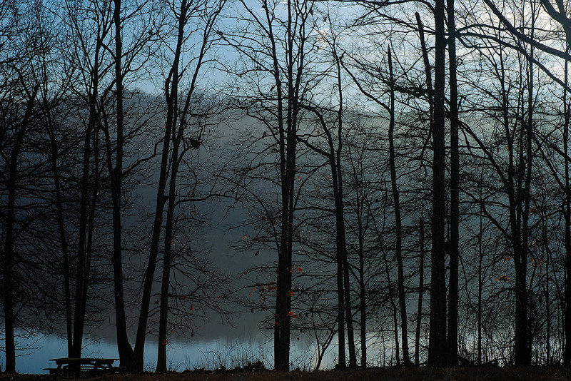 Sandy Creek Park, GA (Clarke County) February 2009