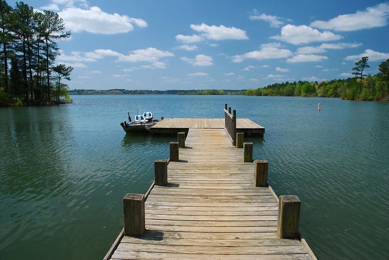Lake Juliette, GA (Monroe County) April 2009