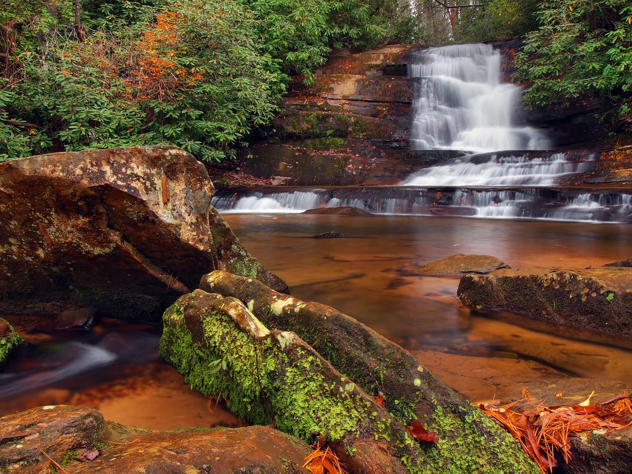 Stonewall Creek Falls - 1