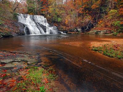 Cane Creek Falls - 2