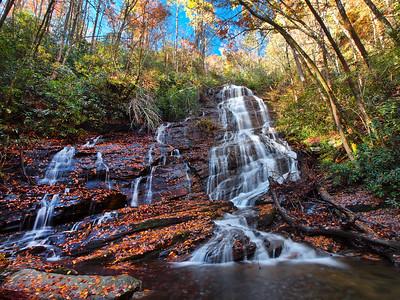 Horse Trough Falls - 2
