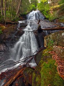Noontootla Falls