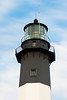 Tybee Island Lighthouse light tower. Tybee Island, GA<br /> <br /> GA-080626-0008-2