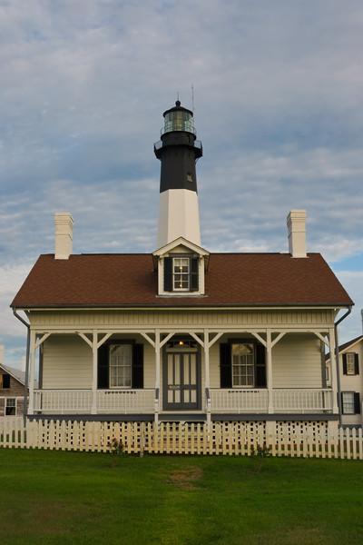 Tybee Island Lighthouse. Tybee Island, GA<br /> <br /> GA-080626-0012