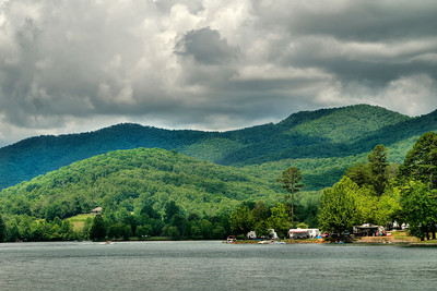 Bell Mountain Park in Hiawassee, GA