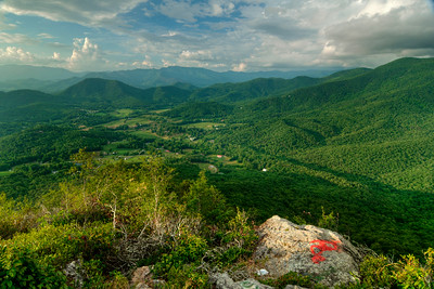Bell Mountain in Hiawassee, GA