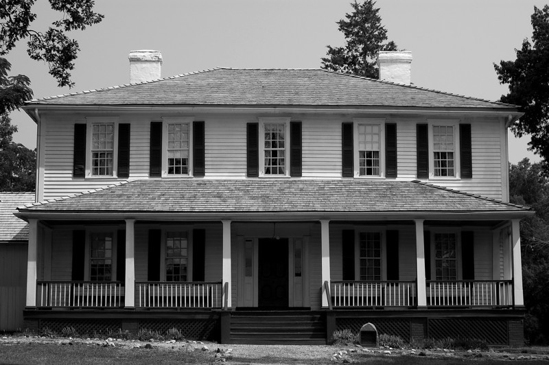 Crawfordville, GA (Taliaferro County). 2007