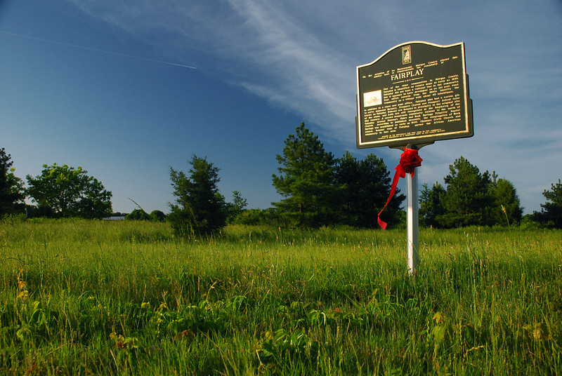 Fairplay, GA (Morgan County) May 2009