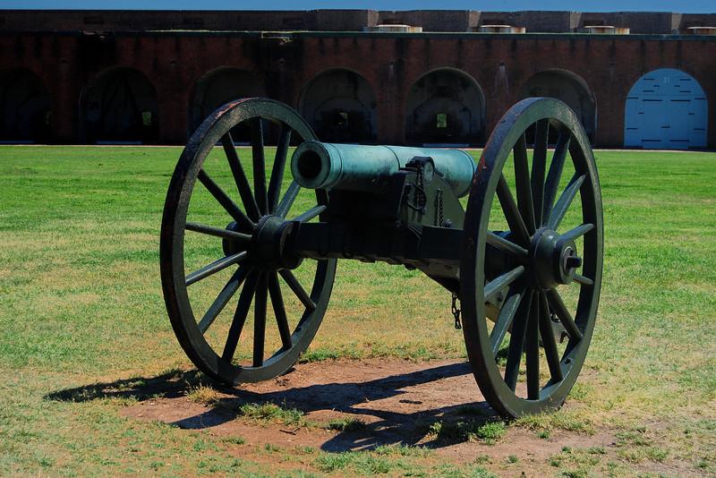 Fort Pulaski National Monument, Chatham County (GA) April 2008
