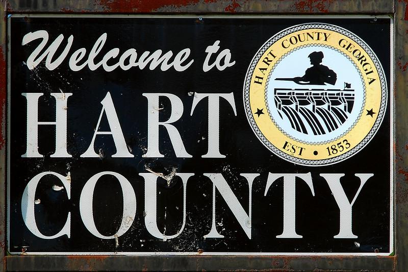 Hart County (GA) September 2008