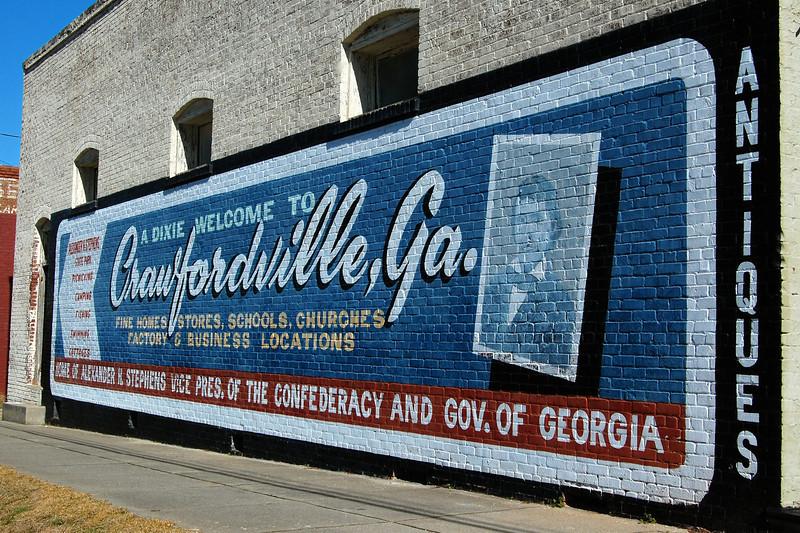 Crawfordville, GA (Taliaferro County). 2008
