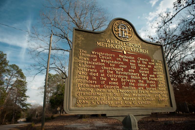 Wrightsboro, GA (McDuffie County) January 2017