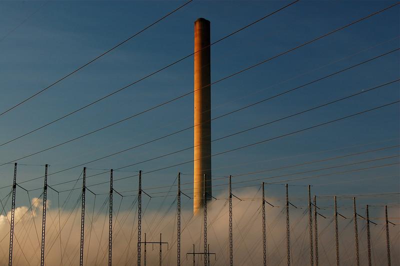 Georgia Power plant in Baldwin County (GA) 2007