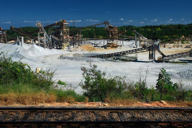 Hall County (GA) September 2008