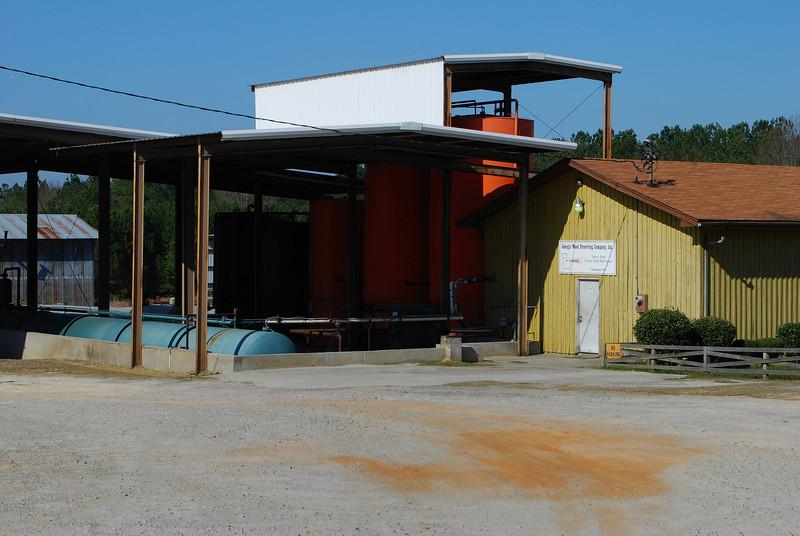 Crawfordville, GA (Taliaferro County) 2008