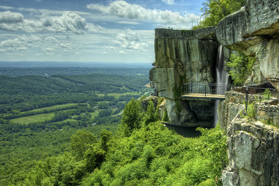 Rock City in Lookout Mountain, GA