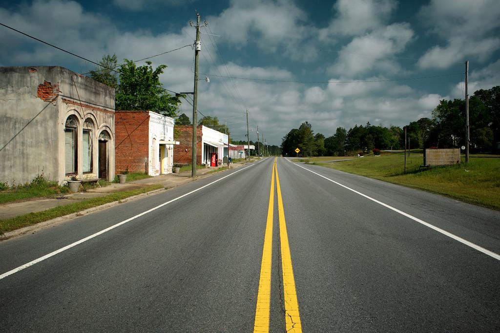 Tarrytown, GA (Montgomery County) April  2014