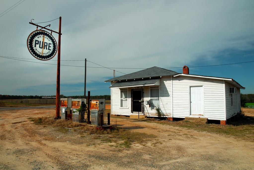 New Home, GA (Johnson County) December 2011