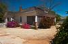 The boyhood home of former President Jimmy Carter near Plains, Georgia, USA, America.