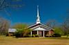 The Maranatha Baptist Church in Plains, Georgia, USA, America.