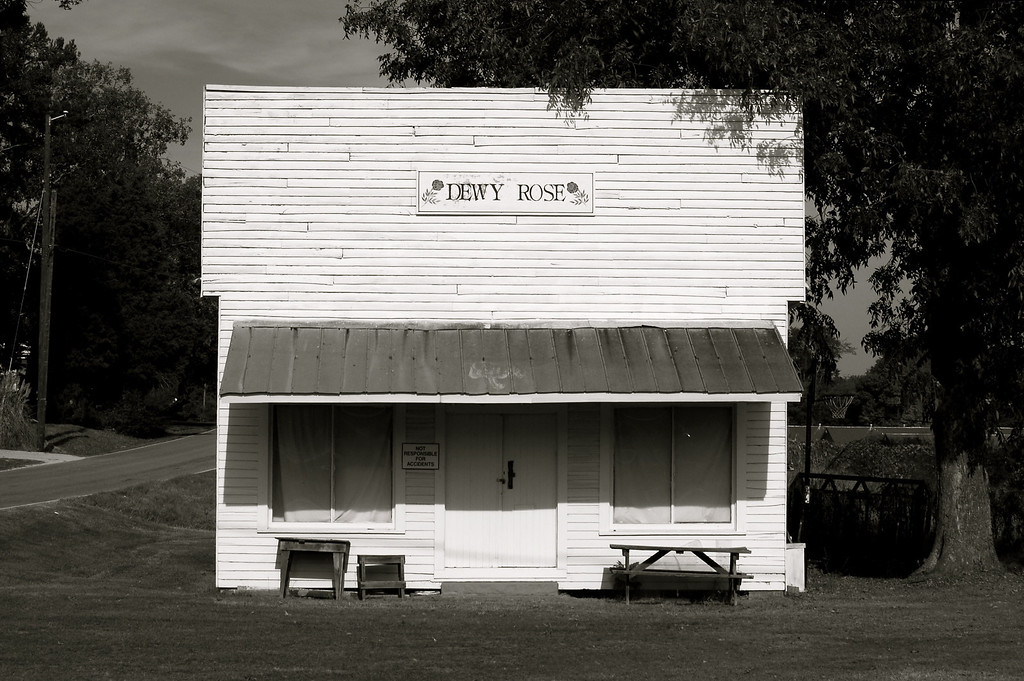 Dewey Rose, GA (Elbert County) 2007