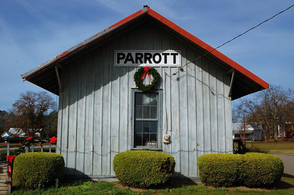 Parrott, GA (Terrell County) 2007