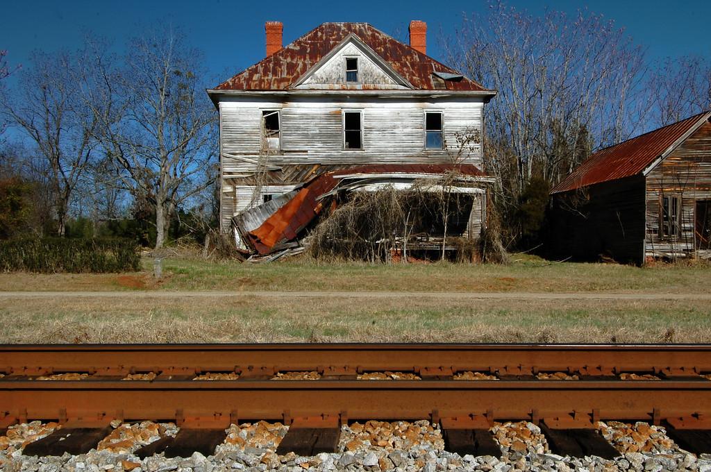 Robinson Community, GA (Taliaferro County) 2008