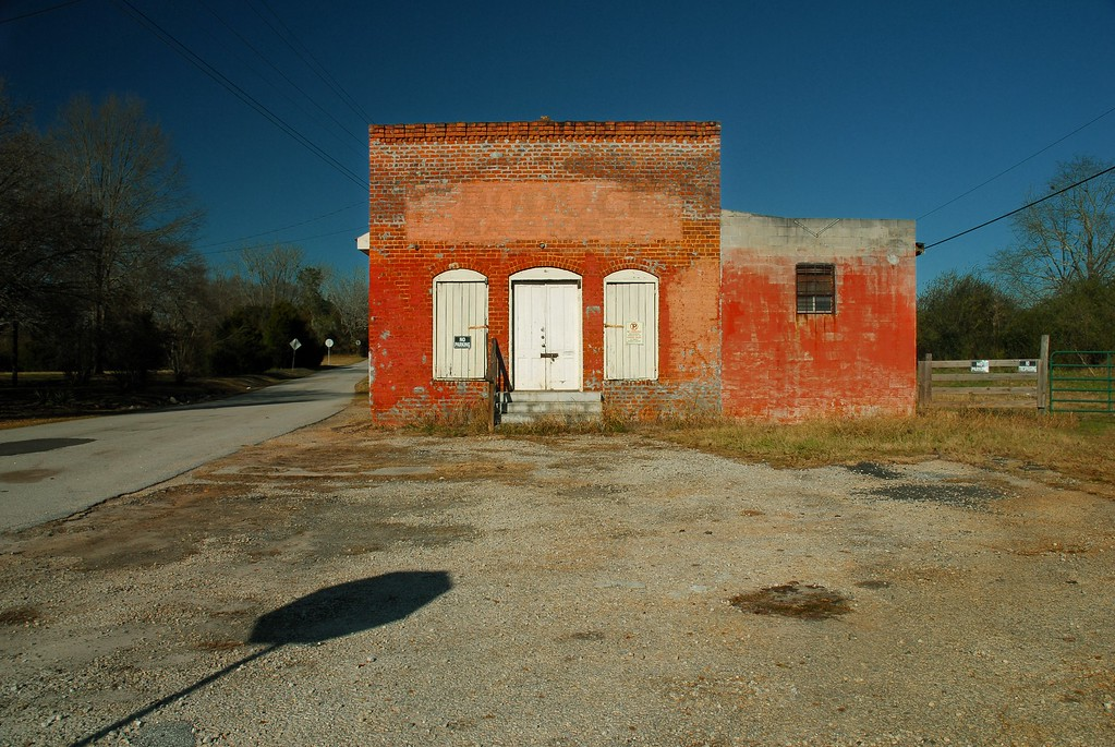 Starrsville, GA (Newton County) January 2010