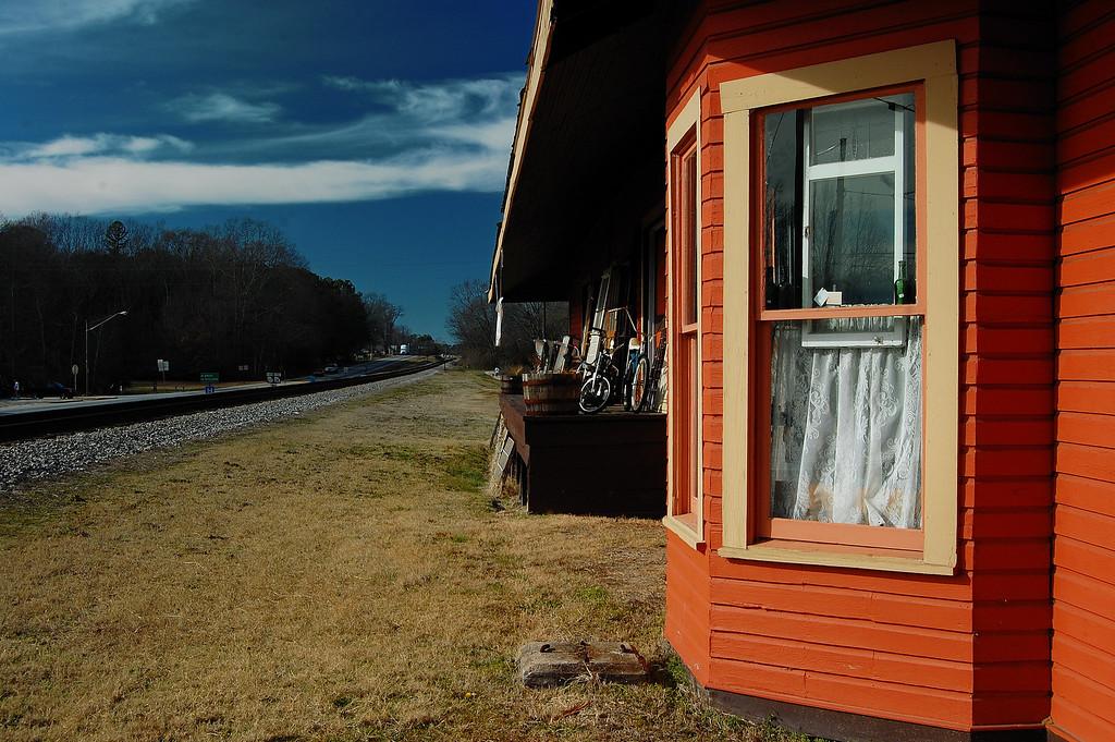 Depot, Statham, GA (Barrow County) 2008
