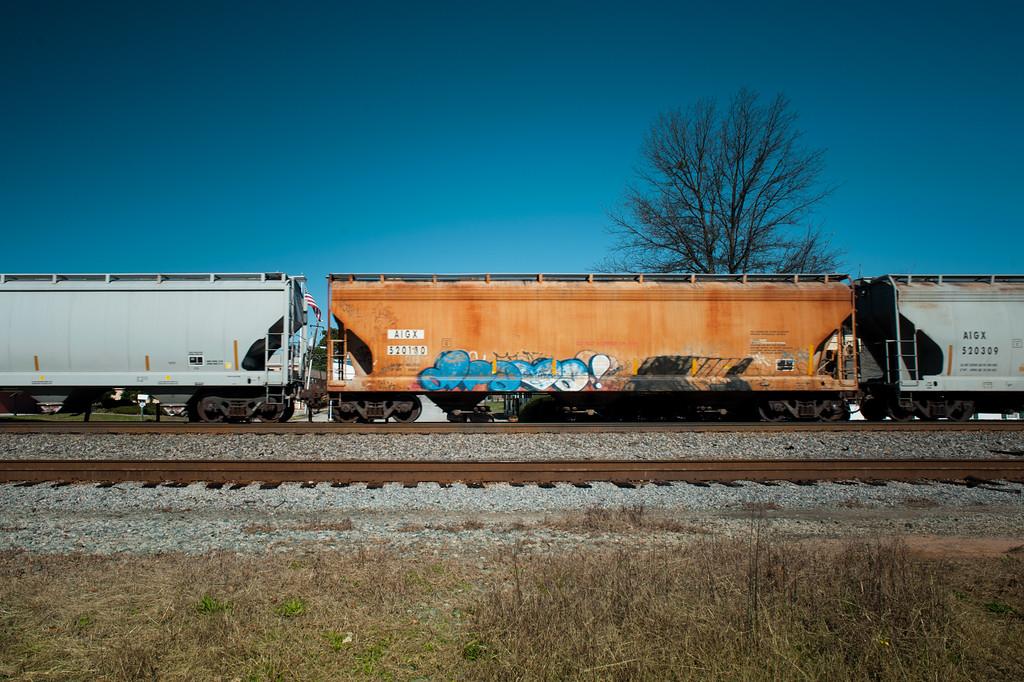 Toccoa, GA (Stephens County) November 2015