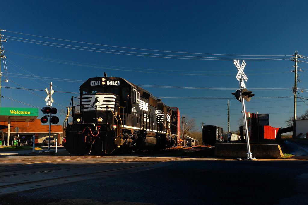 Barnesville, GA (Lamar County) December 2008