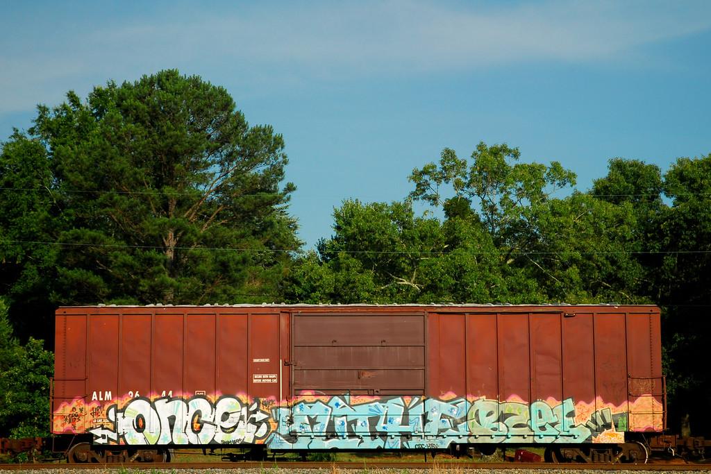 Shady Dale, GA (Jasper County) May 2011