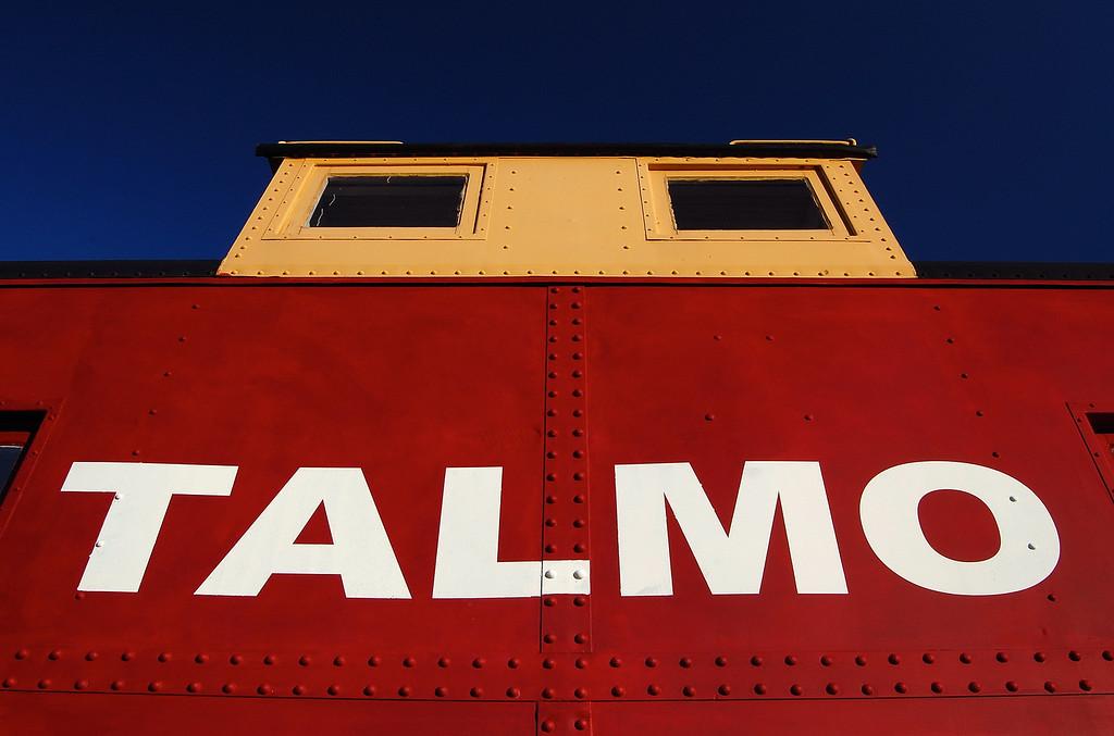 Talmo, GA (Jackson County). 2007