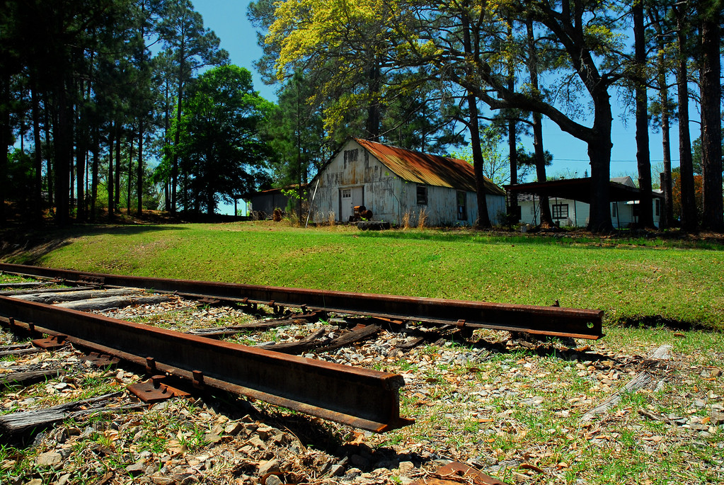 Alston, GA (Montgomery County) April 2010