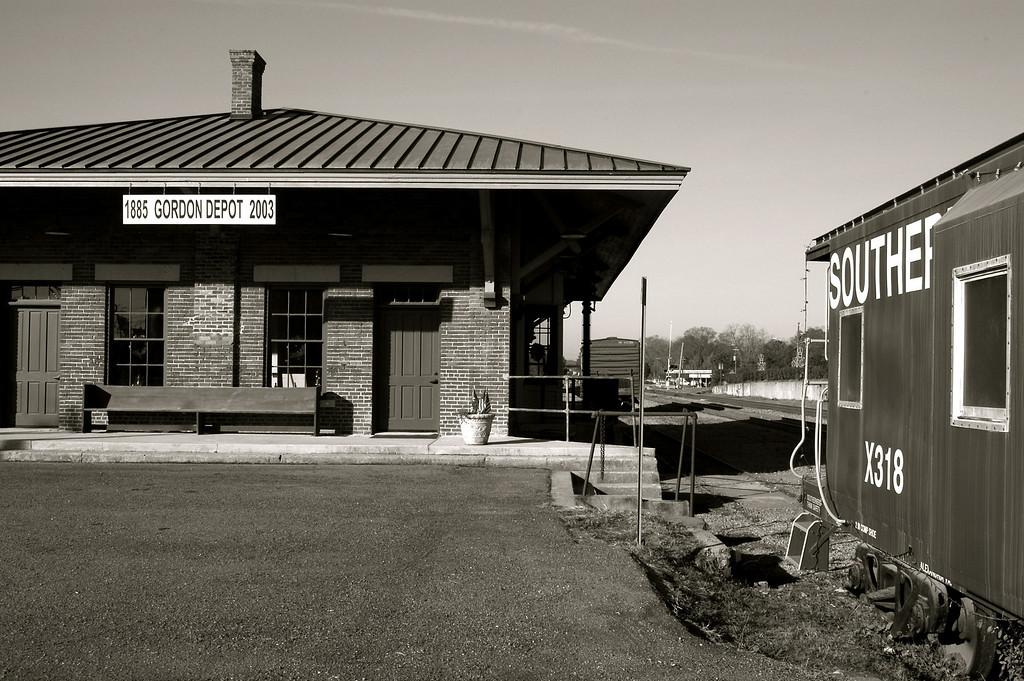 Gordon, GA (Wilkinson County). 2007
