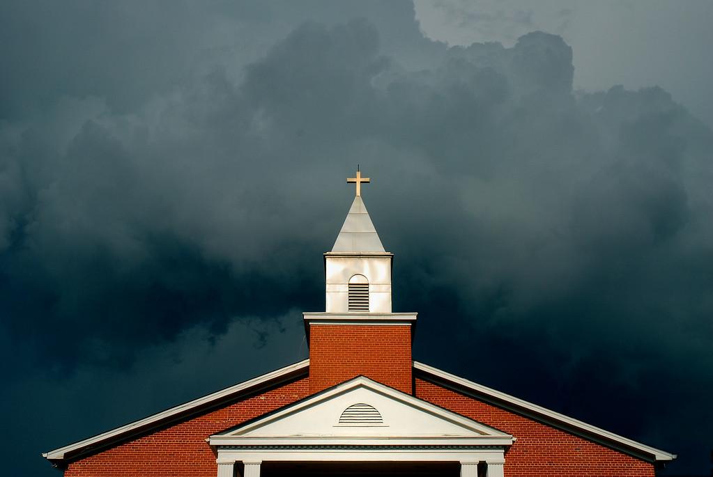 Hill Chapel Baptist Church, Athens, GA (Clarke County) July 2009