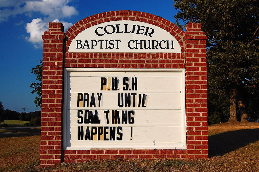 Collier Baptist Church. Oglethorpe County (GA) 2007