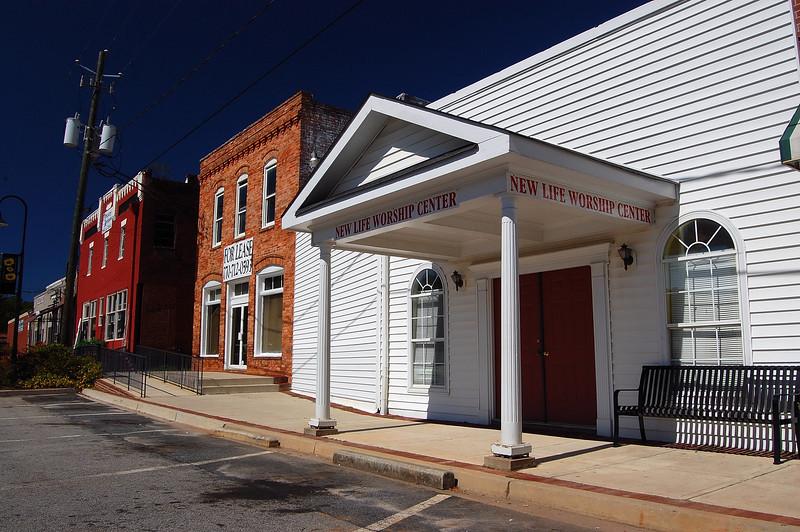 Statham, GA (Barrow County). 2007