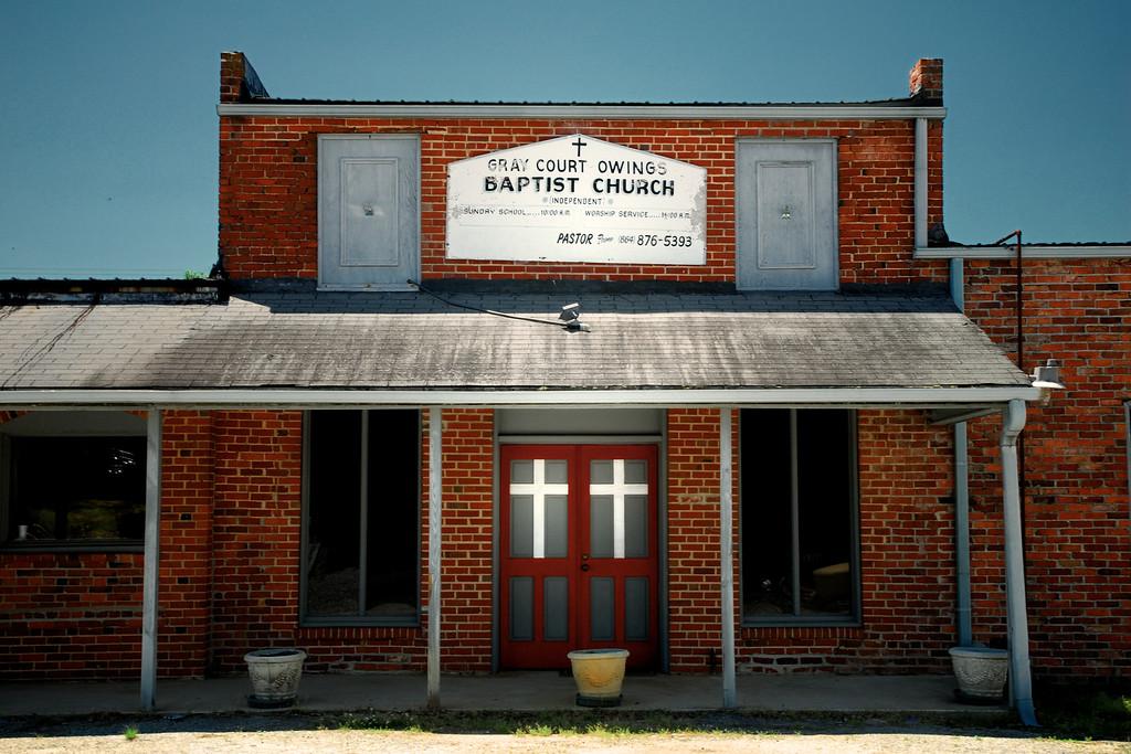 Owings, SC (Laurens County) April 2011