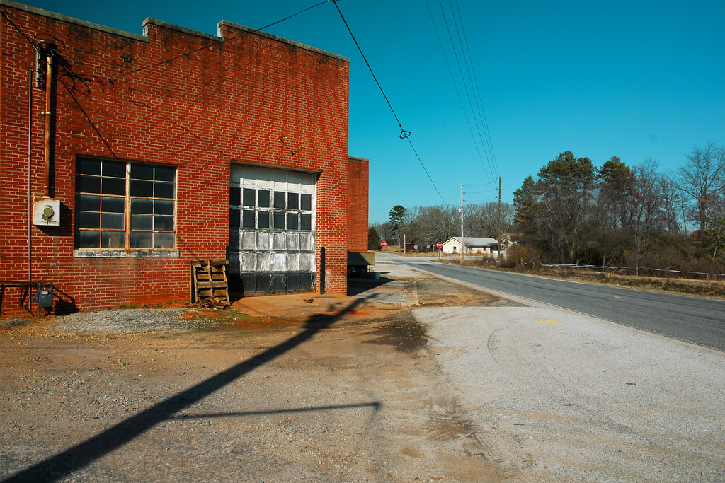 Goldmine, GA (Hart County) January 2011