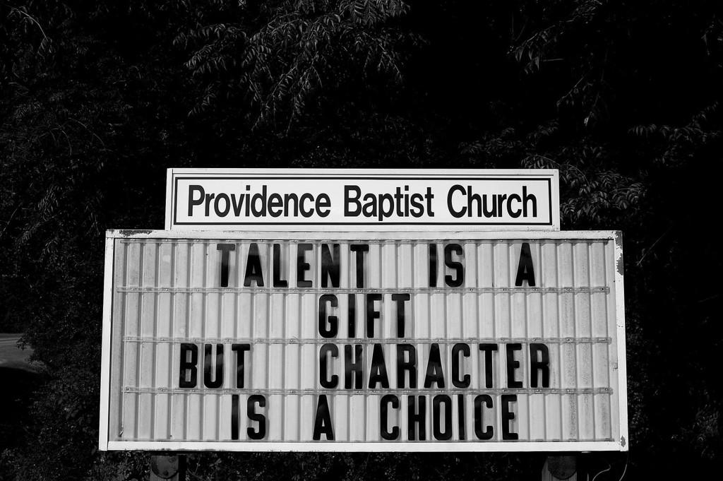 Providence Baptist Church, Madison County (GA). 2007