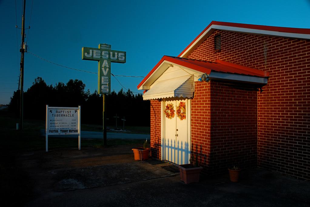 Jackson County (GA) December 2009