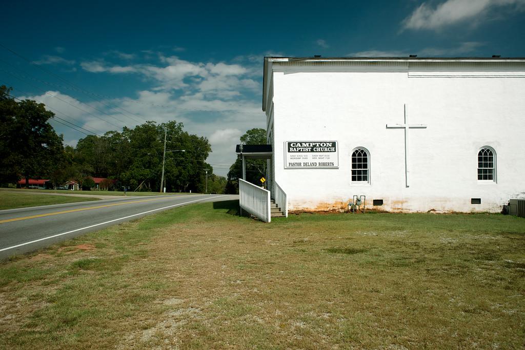 Campton, GA (Walton County) October 2014
